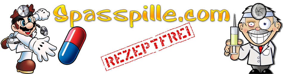 Spasspille - Die kostenlose Pille fr deinen Lachmuskel
